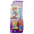 Five A Fancy Cartoon Children Toothbrush With Sharpner